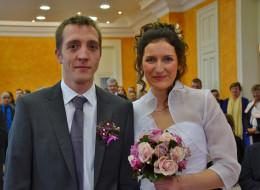 Mariage  de Nicolas Bérard et Marine Herman