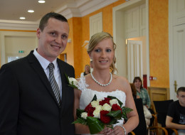 Mariage de Jymmy Charles et Kelly Carteron