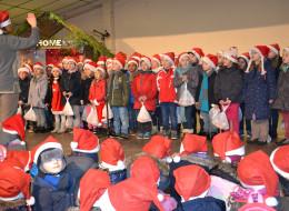 Marché de Noël de l'ensemble scolaire Saint-Louis/Sacré-Coeur