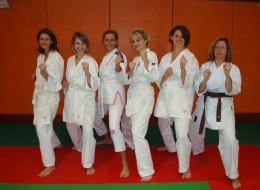 Stage féminin du Taï Jitsu