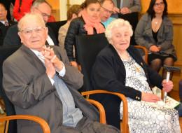 Noces de palissandre de Michel et Jeanne Leroy