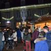 Programme du marché de Noël de la Ville