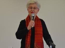 Lili Leignel au collège Jeanne de Constantinople
