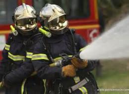 Incendie à Nieppe