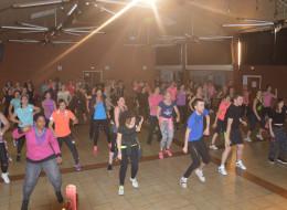 Dance up Nieppe solidaire de l'association Cassandra ACCL