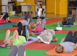 Journées de découverte du Yoga