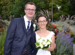 Mariage de Ronan Bocquillon avec Tifenn Rault