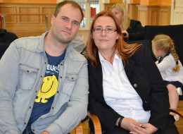 Mariage de Thomas Dubray avec Eugénie Delgehier
