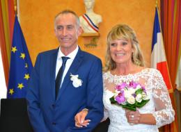 Mariage Sébastien Nuytens avec Laurence Devillers