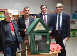 3e Festival du livre: le troc-livres