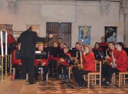 Audition Sainte-Cécile de l'Orchestre d'Harmonie de Nieppe