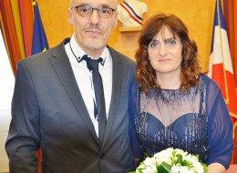 Mariage de Denis Ameloot avec Sandrine Devillers