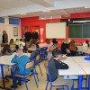 Réintégration des classes à l'école Suzanne-Crapet