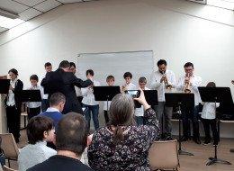Audition de trompettes