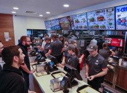 Offre d'emplois à King Burger