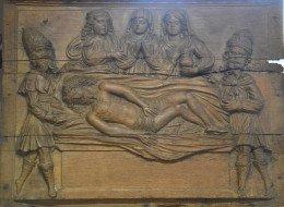 Don d'une fresque du XVIIe siècle