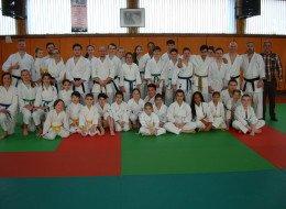 Préparation à la coupe de France de Taï Jitsu