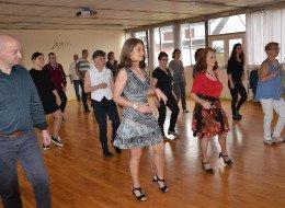 Stage de danses en ligne par K'Danse