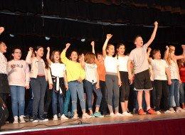 Soirée des Talents au collège Saint-Martin