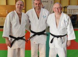 Une nouvelle ceinture noire au Judo club nieppois