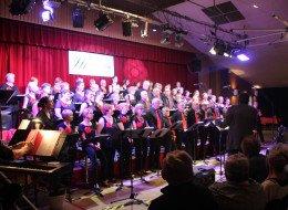 Concert de la chorale Méli Mélodies