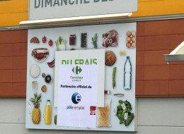 Fermeture Carrefour