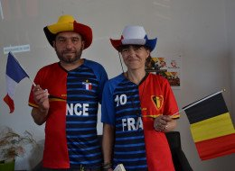 Supporters de la Coupe du Monde