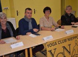 Assemblée générale du Yoga club nieppois
