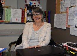 Fabienne Degove, directrice d'écoles