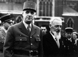 Visites du Général de Gaulle à Nieppe