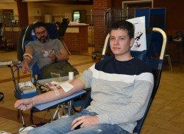 1ère collecte de sang de l'année à la salle Line-Renaud