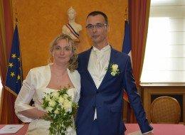 Mariage de Samuel Quaegebeur avec Anne-Sophie Dussart