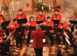 Concert de l'Orchestre d'Harmonie de Nieppe