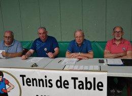 37e assemblée générale du Tennis de table nieppois