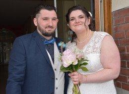 Mariage Tony Malagie avec Sandy Hochart