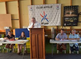 45e Assemblée générale du Judo club nieppois