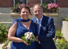Mariage Jocelyn Wallart avec Nathalie Wojciechowski