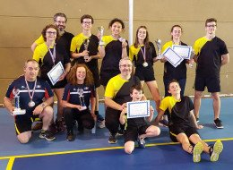 34e championnat de France de Speed-Ball