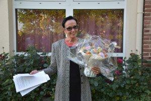 Brigitte Devisscher a fait valoir ses droits à la retraite