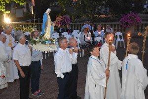 60e procession mariale