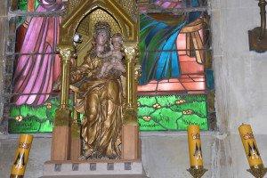 La Vierge au Sceptre