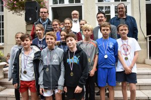 Les meilleurs ont été médaillés