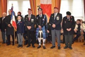 101e anniversaire de l'armistice de 1918