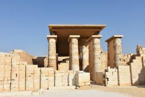 Saqqarah est une vaste nécropole
