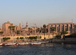 Mon voyage en Égypte III