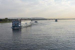 La navigation sur le Nil