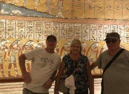Mon voyage en Égypte V