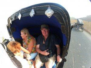 transport en calèche