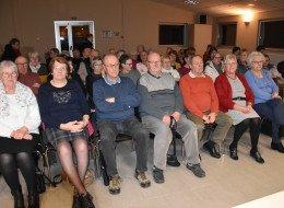 Assemblée générale de l'union nieppoise en faveur des personnes âgées
