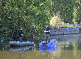 Promenade et pêche le long des rivières